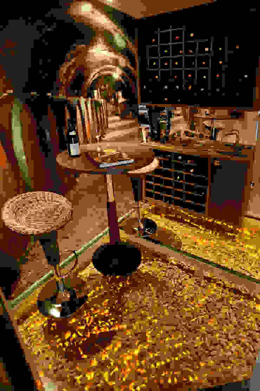 Paulinho Peres Group Moderne Weinkeller
