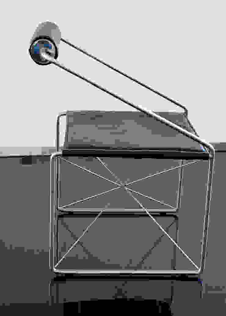 Cadeira do Bar Salas de jantar modernas por Peixoto Arquitetos Associados Moderno