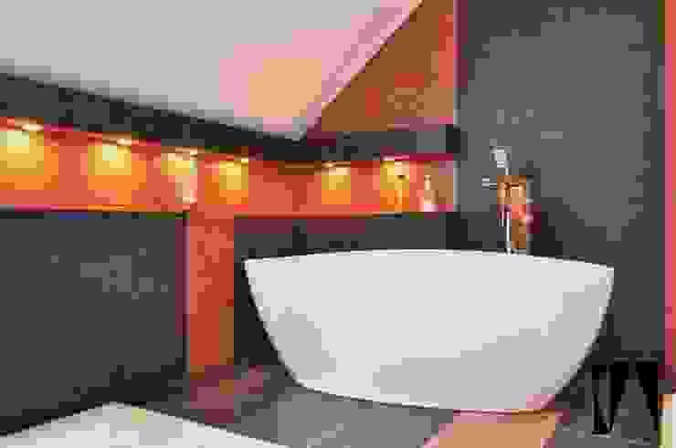 Łazienka w kolorach pustyni od Katarzyna Wnęk