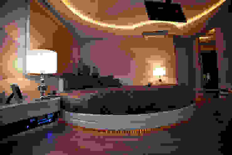 Modern Yatak Odası Paulinho Peres Group Modern