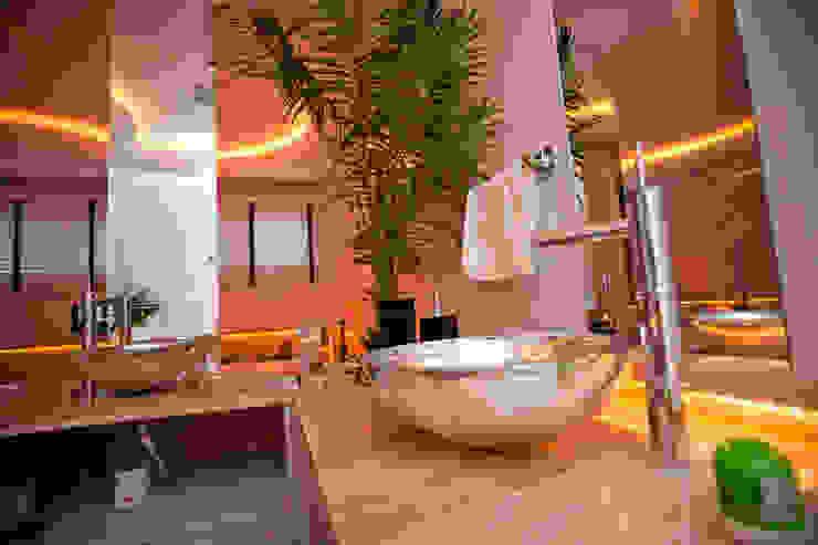 Paulinho Peres Group Moderne Badezimmer