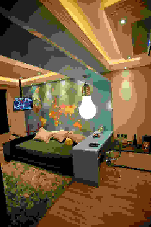 Paulinho Peres Group Moderne Kinderzimmer