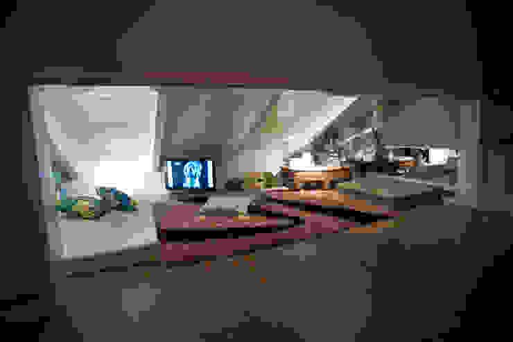 Paulinho Peres Group Moderne Wohnzimmer