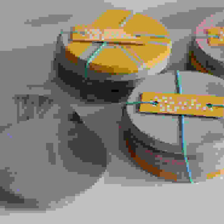 Ail+El coasters Dust HogarAccesorios y decoración Multicolor