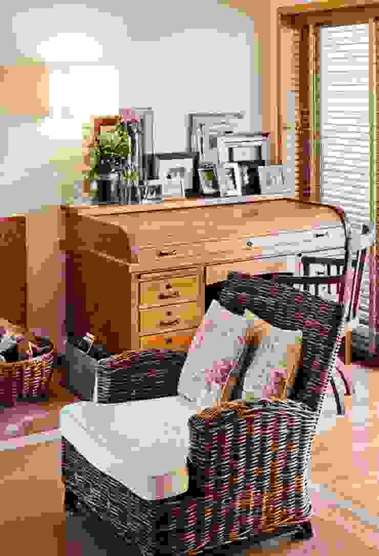 Gavetão- Decoração de Interiores Rustic style living room