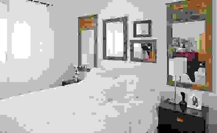 Rustic style bedroom by Gavetão- Decoração de Interiores Rustic