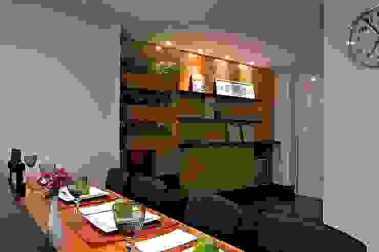 Ruang Studi/Kantor Modern Oleh Manuela Senna Arquitetura e Design de Interiores Modern