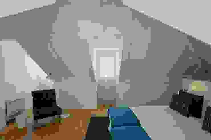 Casa para alugar Quartos modernos por Gavetão- Decoração de Interiores Moderno