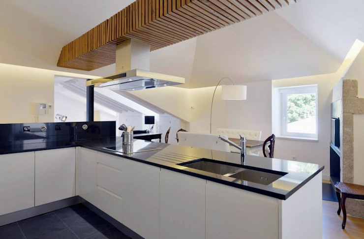 Gavetão- Decoração de Interiores Modern kitchen