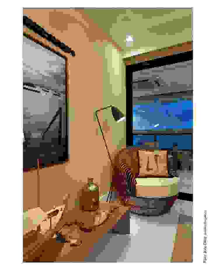 SUITE MASTER:  tropical por MA Interior Design,Tropical