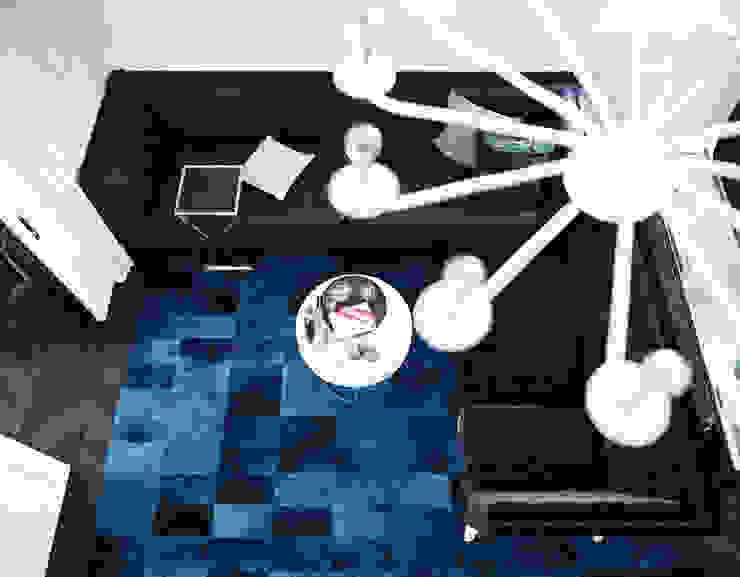 le luxe de la simplicité Гостиные в эклектичном стиле от Dara Design Эклектичный