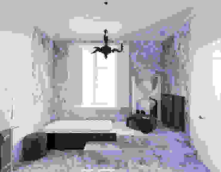 le luxe de la simplicité Ванная комната в эклектичном стиле от Dara Design Эклектичный Мрамор