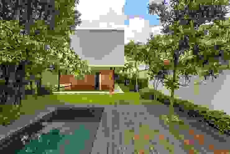 Residência Atlântica Casas modernas por Estúdio SB Arquitetura Moderno