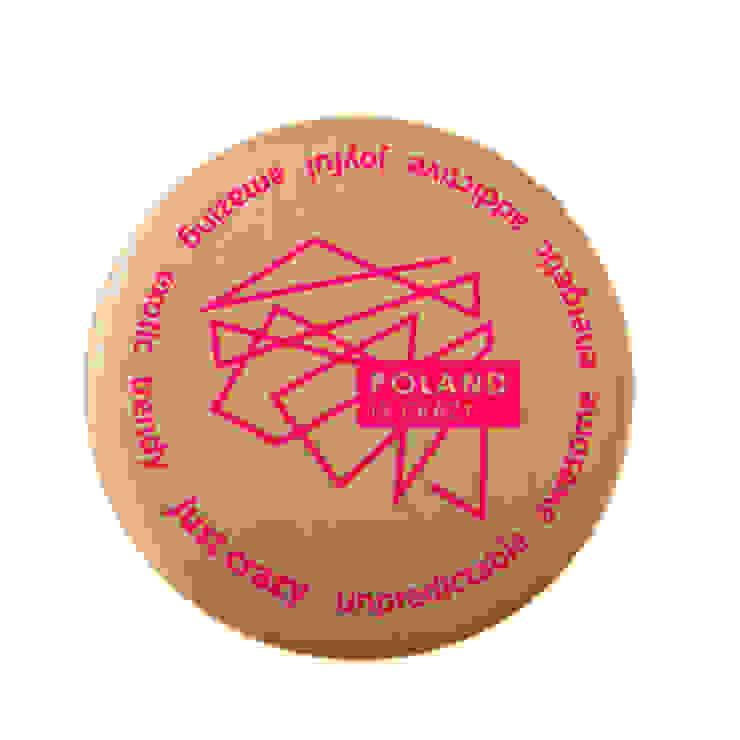 Poland Is Crazy 0101 basic od POLAND IS CRAZY Nowoczesny Matal