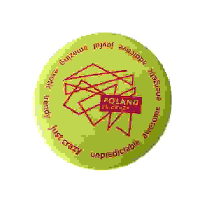 Poland Is Crazy 0102 basic od POLAND IS CRAZY Nowoczesny Matal