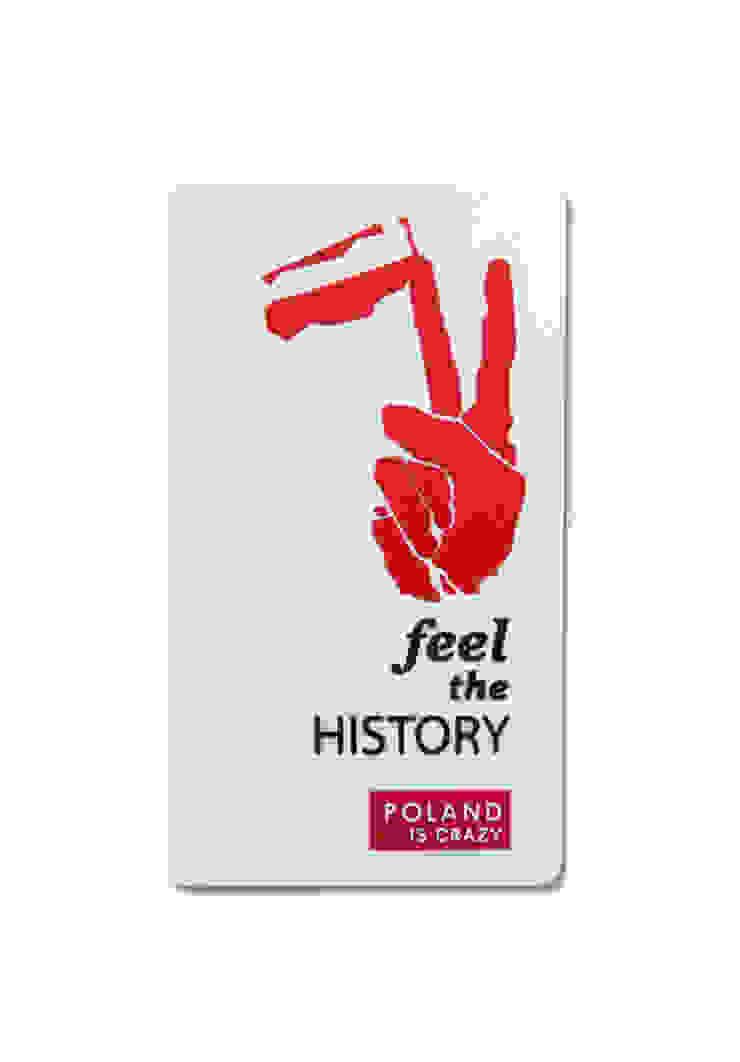 Poland Is Crazy 0505 history od POLAND IS CRAZY Nowoczesny Plastik