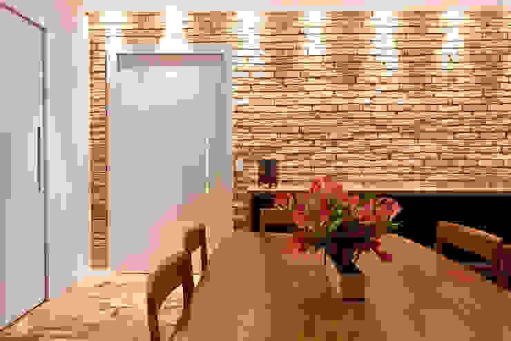 Ambienta Arquitetura Comedores de estilo moderno