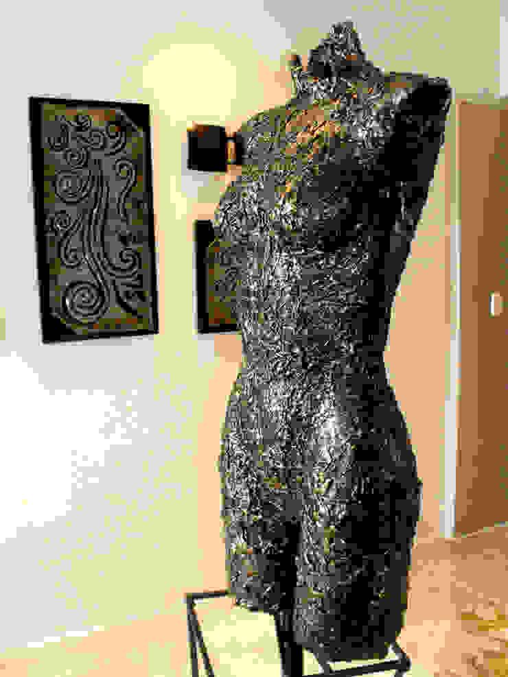 Esculturas:  de estilo industrial por Galeria Ivan Guaderrama, Industrial