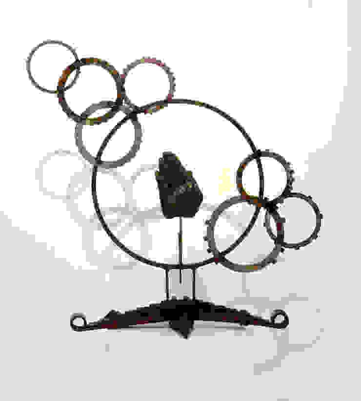 Esculturas:  de estilo industrial por Galeria Ivan Guaderrama, Industrial Cobre/Bronce/Latón