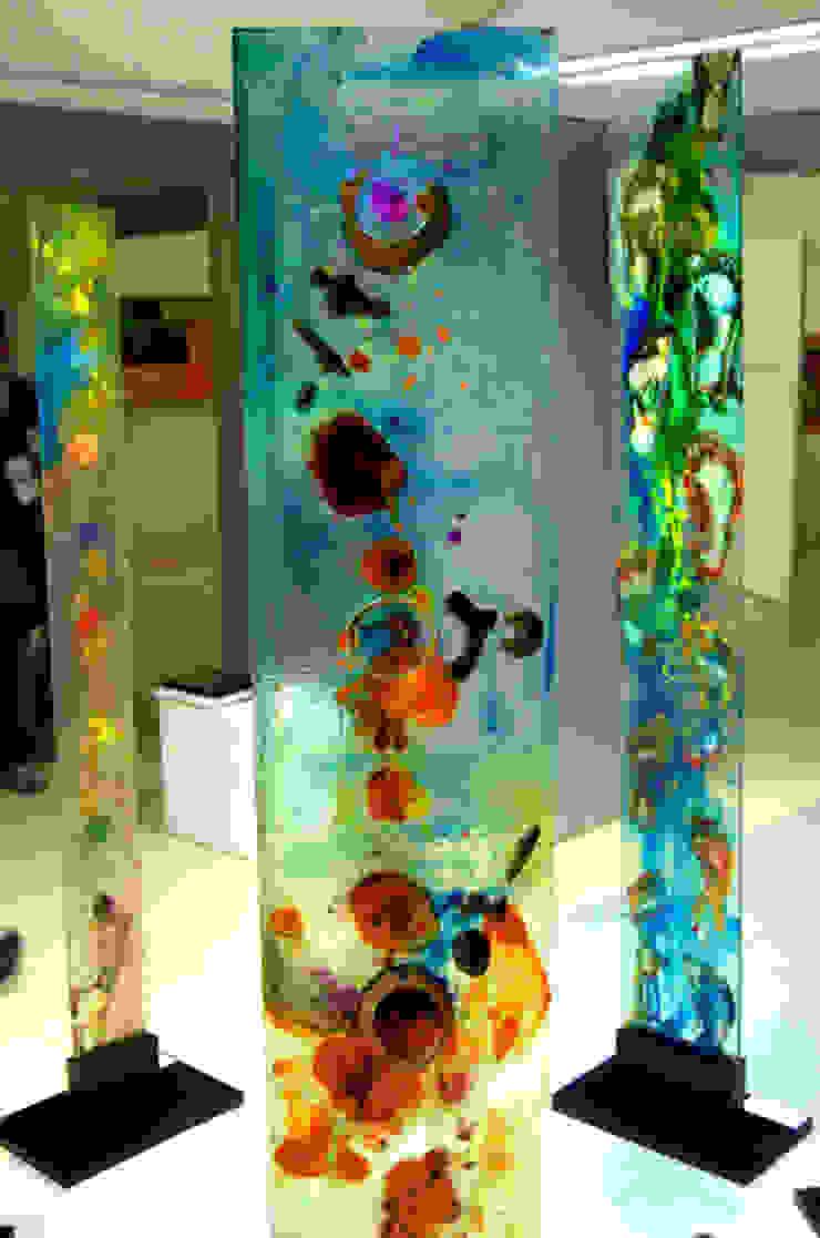 Esculturas:  de estilo tropical por Galeria Ivan Guaderrama, Tropical