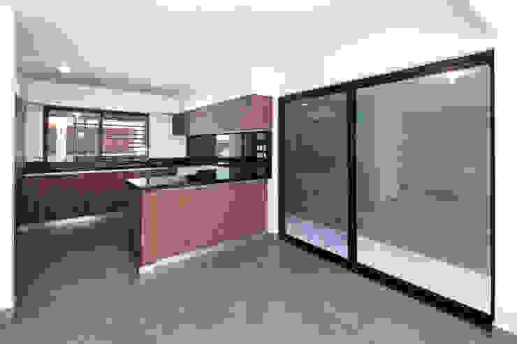 Cozinhas modernas por NODO Arquitectura Moderno