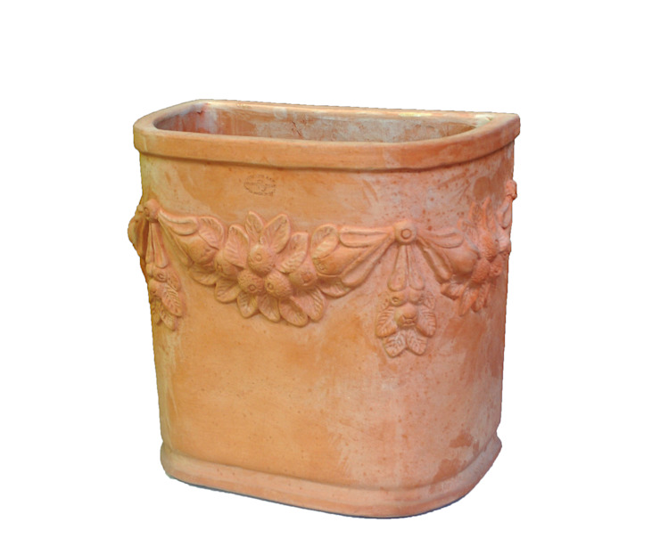 Florentine charm Terrecotte Europe Balconies, verandas & terraces Accessories & decoration Pottery Brown