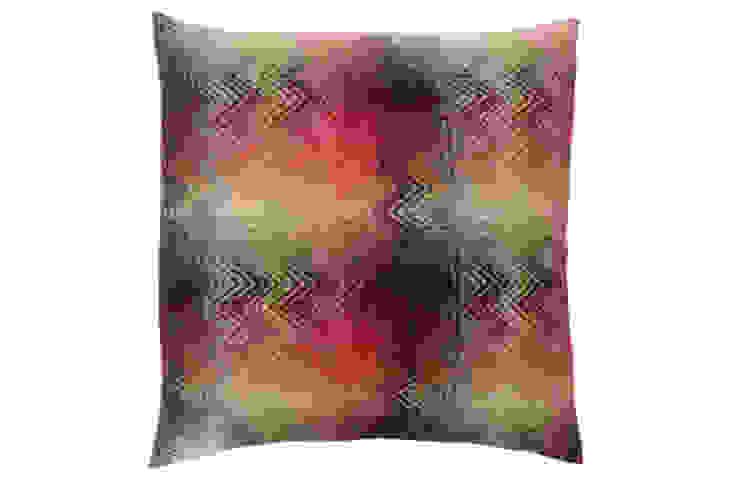 Missoni Home Montgomery Cushion Dust 家居用品配件與裝飾品 羊毛 Multicolored