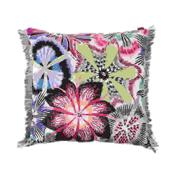 Missoni Home Passiflora 50 Cushion Dust HogarAccesorios y decoración Multicolor