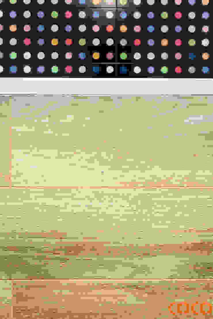 COCO Pracownia projektowania wnętrz Modern style bathrooms