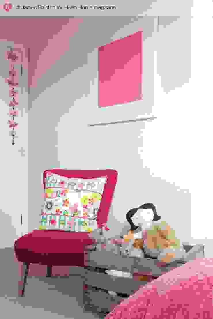 A Victorian Terraced House Heart Home magazine Dormitorios infantiles de estilo clásico
