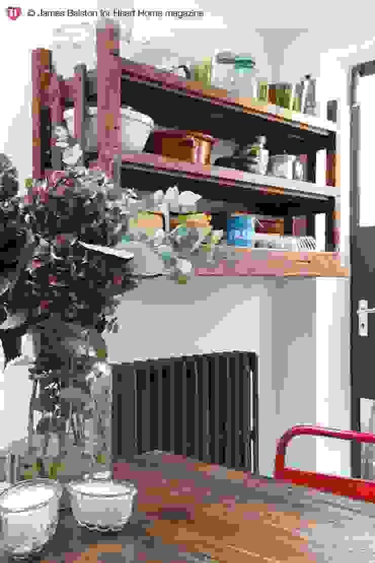 A Victorian Terraced House Heart Home magazine Comedores de estilo clásico