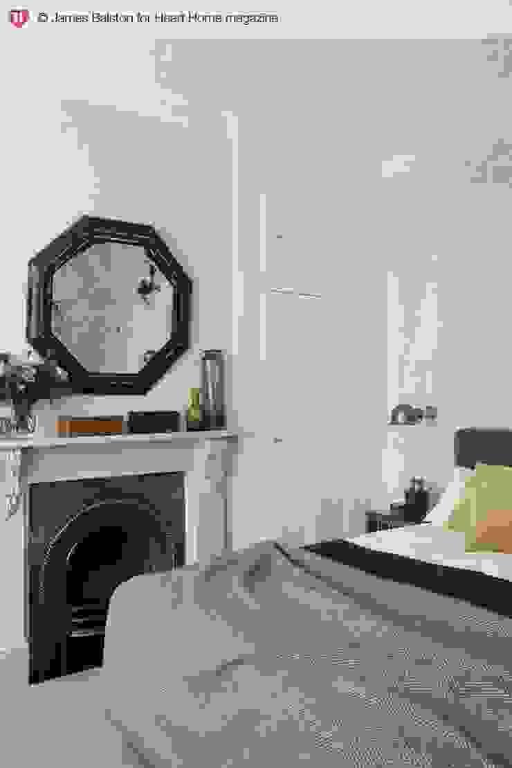 A Victorian Terraced House Heart Home magazine Dormitorios de estilo clásico