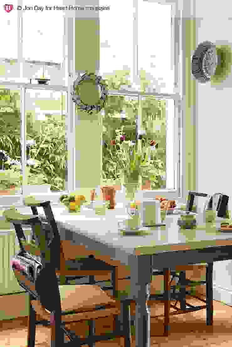 An Eclectic Edwardian Home Heart Home magazine Comedores de estilo clásico