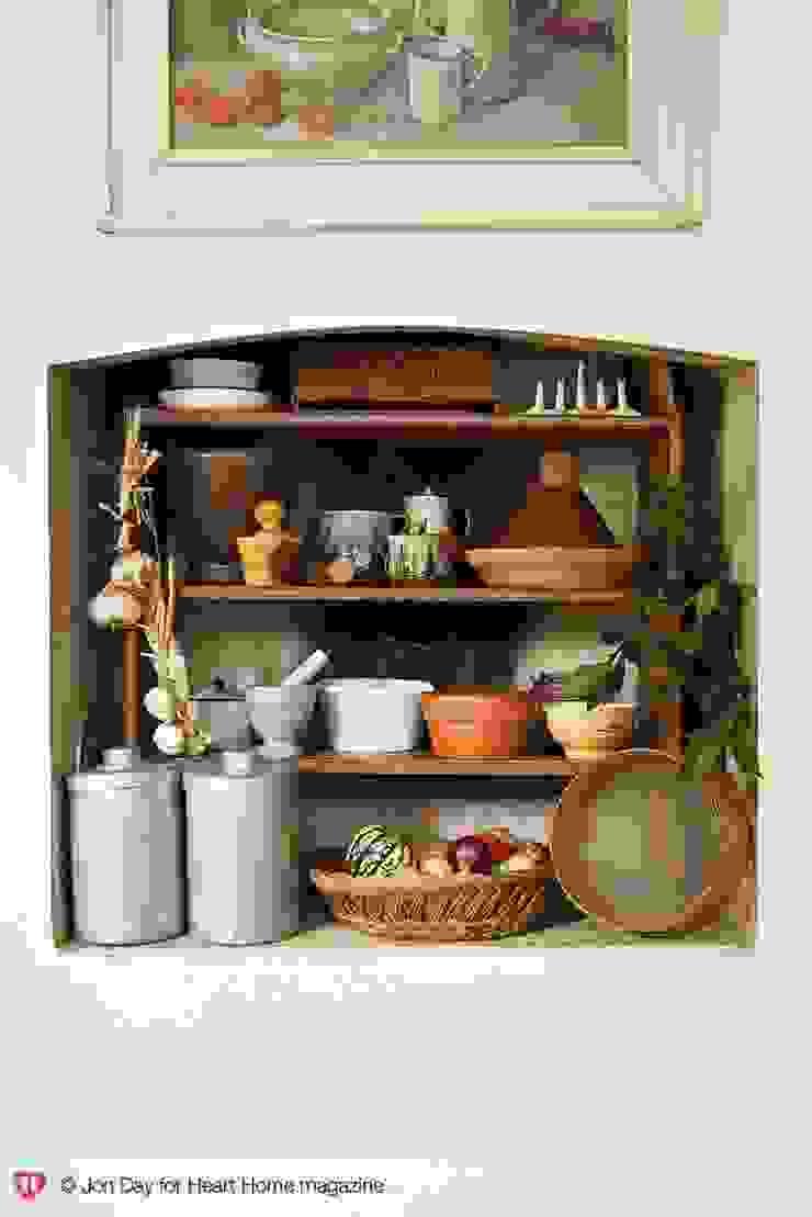 An Eclectic Edwardian Home Heart Home magazine Cocinas de estilo clásico
