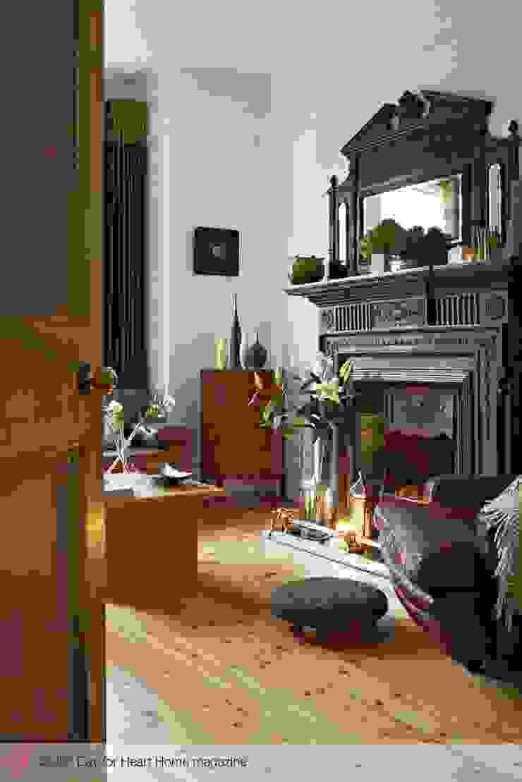 An Eclectic Edwardian Home Heart Home magazine Salones de estilo clásico
