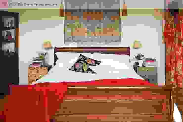 An Eclectic Edwardian Home Heart Home magazine Dormitorios de estilo clásico
