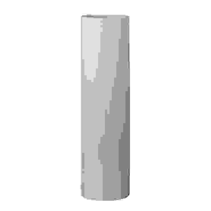 Ceramic Vase, Gradient Green Dust HogarAccesorios y decoración Cerámico Verde