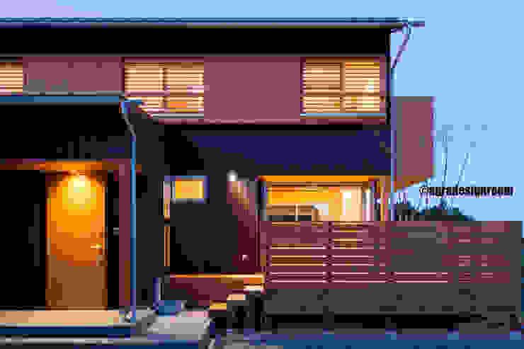 Modern home by アグラ設計室一級建築士事務所 agra design room Modern