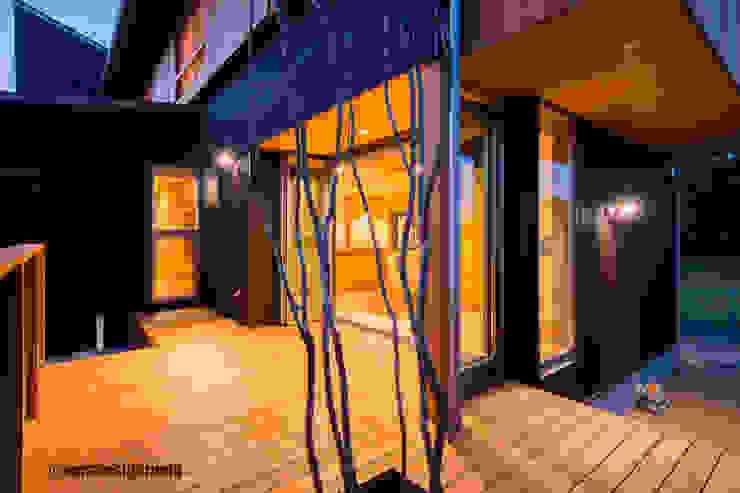 アグラ設計室一級建築士事務所 agra design room Case moderne