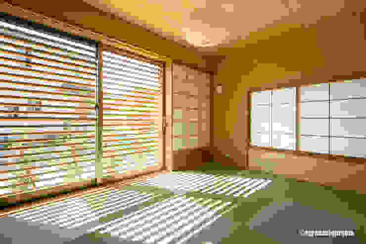 アグラ設計室一級建築士事務所 agra design room Modern style bedroom