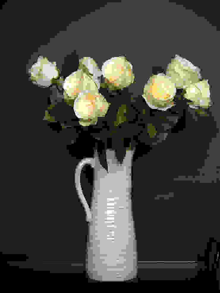Cream rose bud Dust HogarPlantas y accesorios Blanco