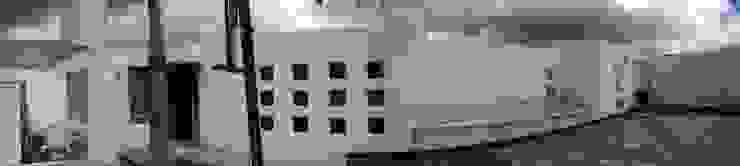 Fachada actual de Milla Arquitectos S.A. de C.V.