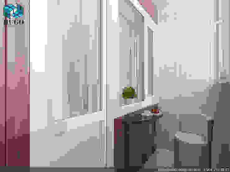 ПРОЕКТ №3 Балкон и терраса в стиле минимализм от HUGO Минимализм