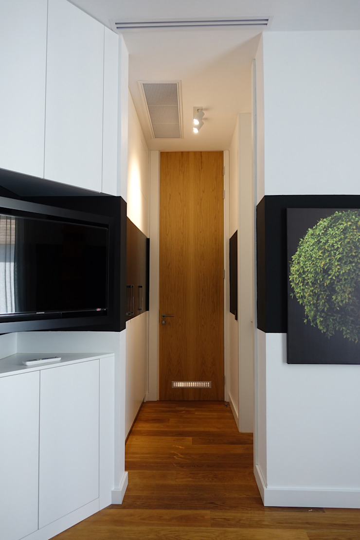 Misafir odasi Modern Yatak Odası J.Design Modern