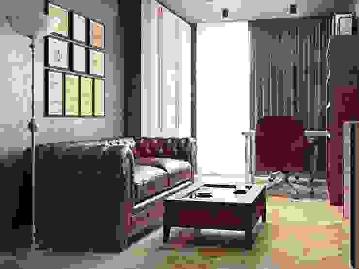 Luxury minimalism Рабочий кабинет в стиле минимализм от MC Interior Минимализм