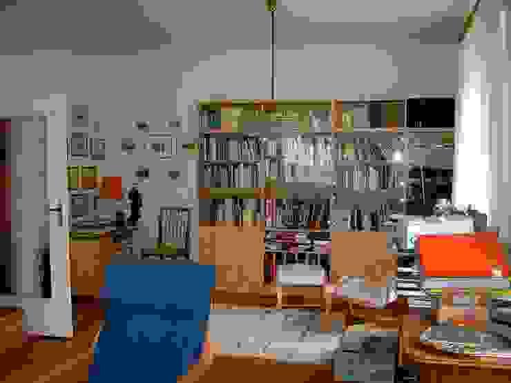 Wohnzimmer vorher INARCH Sabine Schimanofsky