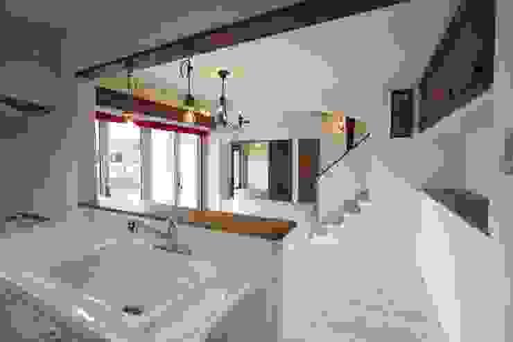 ■ Cote d'Azur Style・コートダジュールスタイル 地中海デザインの キッチン の 株式会社アートカフェ 地中海