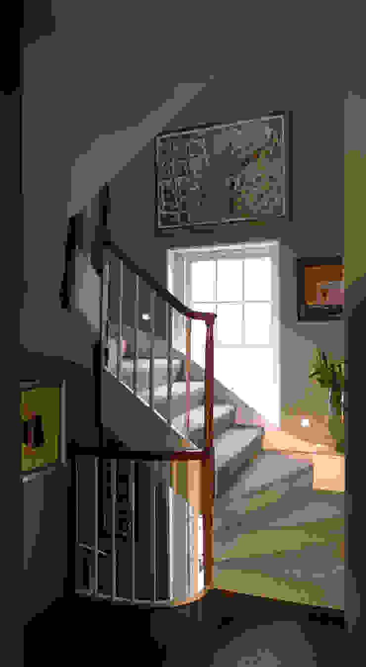 Park Village West Belsize Architects Classic corridor, hallway & stairs