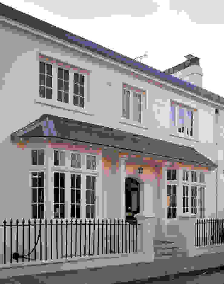 Park Village West Belsize Architects Classic style houses