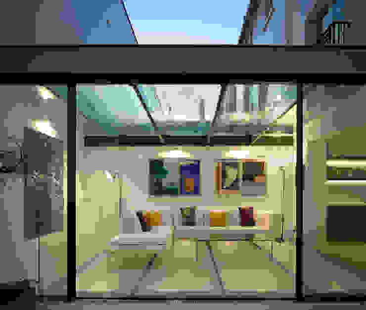 Park Village West Modern living room by Belsize Architects Modern